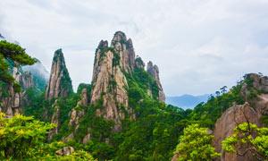 江西上饶三清山旅游摄影图片