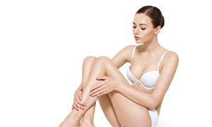 皮肤护理健康美女人物摄影高清图片