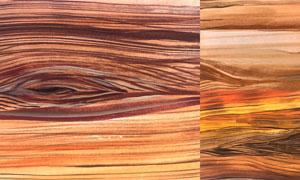 水彩效果木質紋理背景主題矢量素材