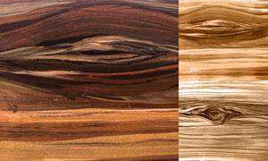 質感效果棕色木紋背景主題矢量素材