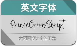 PrinceCrownScript(с╒ндвжлЕ)