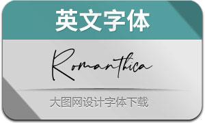 Romanthica(英文字体)