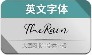TheRain(с╒ндвжСw)