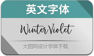 WinterViolet(с╒ндвжСw)
