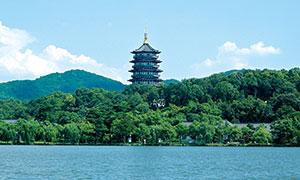 杭州雷峰塔摄影图片