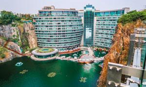 上海世茂洲际新体验酒店风光高清图