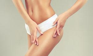 美腿护肤减脂人物主题摄影高清图片