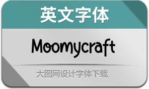 Moomycraft(英文字体)