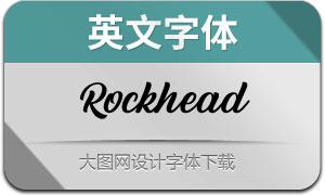 RockheadNow(英文字体)