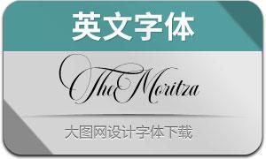 TheMoritzaScript(英文字体)