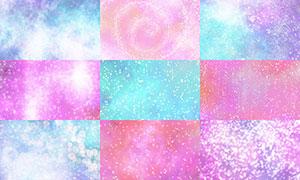 宇宙星空主题背景创意高清图片集V08