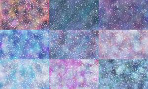 宇宙星空主题背景创意高清图片集V12