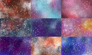 宇宙星空主题背景创意高清图片集V19
