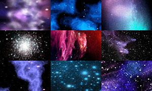 宇宙星空主题背景创意高清图片集V25