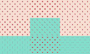四方连续拼接背景创意高清图片集V02