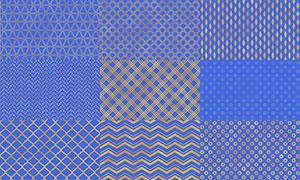 四方连续拼接背景创意高清图片集V05