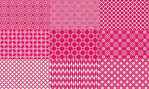 四方连续拼接背景创意高清图片集V06