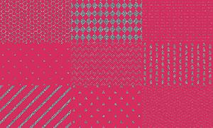 四方连续拼接背景创意高清图片集V14