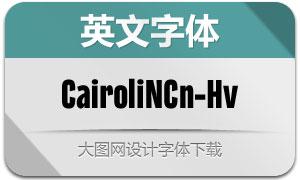 CairoliNowCn-Heavy(Ó¢ÎÄ×ÖÌå)