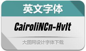 CairoliNowCn-HeavyIt(Ó¢ÎÄ×ÖÌå)