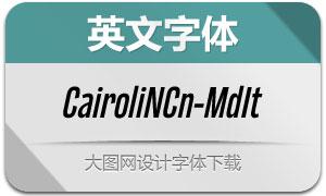 CairoliNowCn-MdIt(Ó¢ÎÄ×ÖÌå)