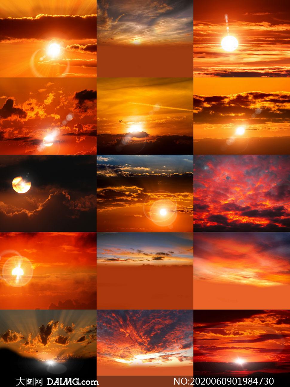 后期合成适用天空云彩高清图片V28