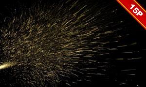 亮闪闪的光斑元素高光高清图片集V05