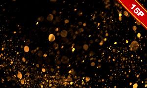 亮闪闪的光斑元素高光高清图片集V06