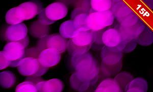 虚化光效光斑元素装饰高清图片集V04