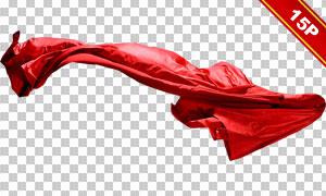 飞扬飘带后期合成用图层叠加素材V10