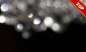 镜头虚化光晕后期适用高清图片素材