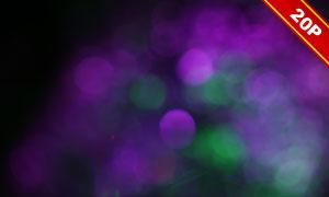 七彩創意漏光與光斑等高清圖片集V04