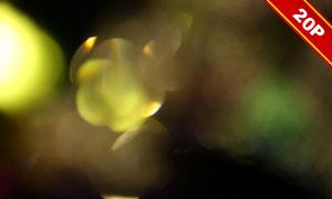 七彩創意漏光與光斑等高清圖片集V05