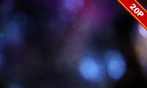 七彩創意漏光與光斑等高清圖片集V06