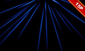 光源光线后期装饰元素高清图片集V01