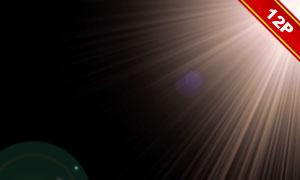 光源光线后期装饰元素高清图片集V02