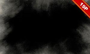 粒子光斑与颓废纹理等高光图片集V01