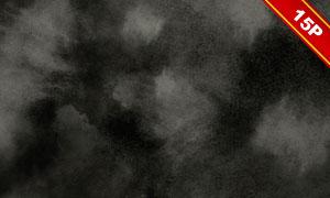 粒子光斑与颓废纹理等高光图片集V02