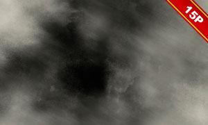 粒子光斑与颓废纹理等高光图片集V03