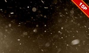 粒子光斑与颓废纹理等高光图片集V05