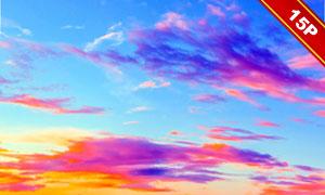 后期合成适用天空云彩高清图片V31