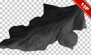 飞扬飘带后期合成用图层叠加素材V17