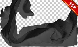 飞扬飘带后期合成用图层叠加素材V21