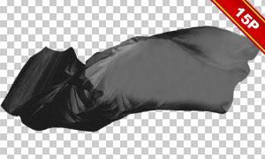 飞扬飘带后期合成用图层叠加素材V24