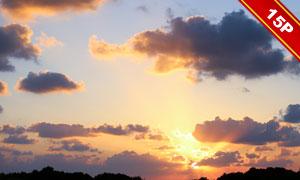 后期合成适用天空云彩高清图片V41
