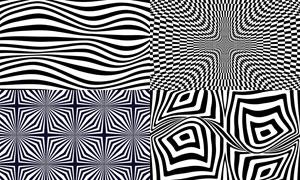 几何图形抽象背景创意矢量素材集V10