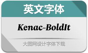 Kenac-BoldIt(Ó¢ÎÄ×Öów)