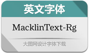 MacklinText-Regular(с╒ндвжСw)