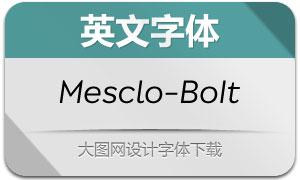 Mesclo-BookItalic(с╒ндвжСw)