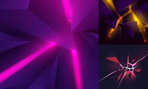 几何图形抽象背景创意矢量素材集V92